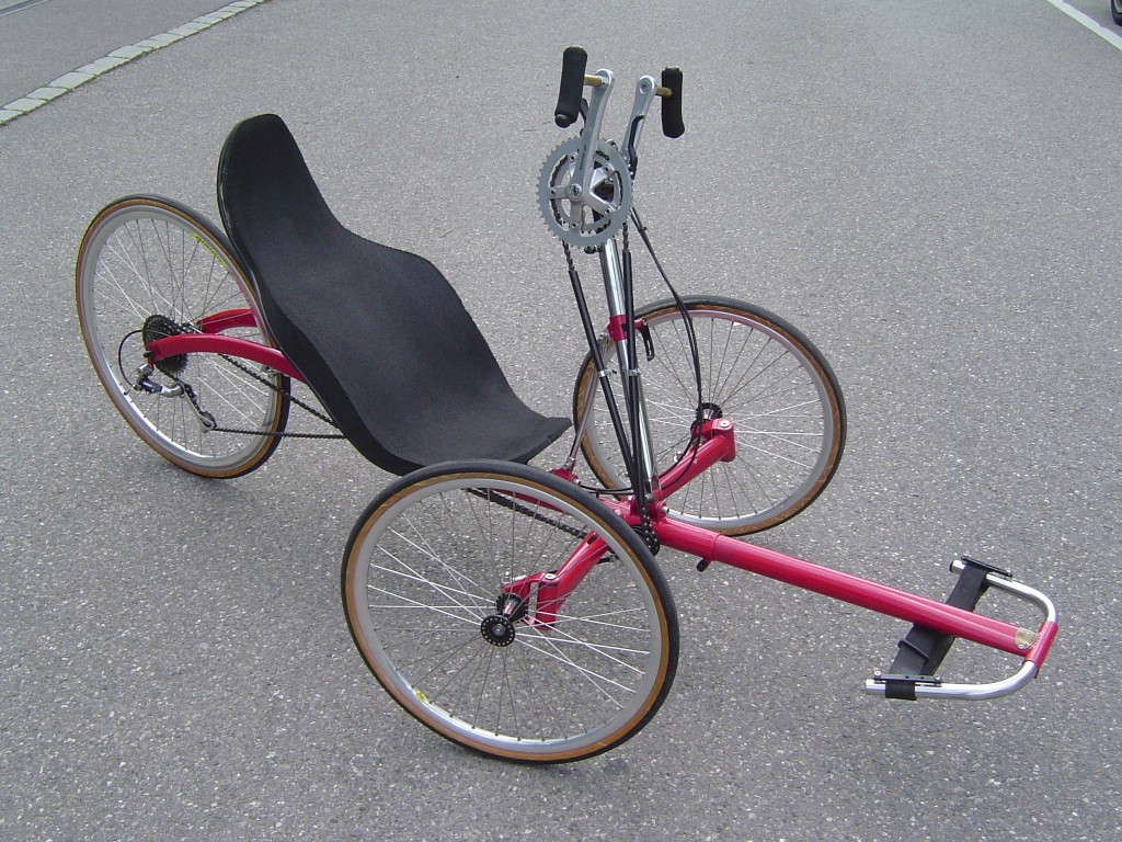 M5 Handbike
