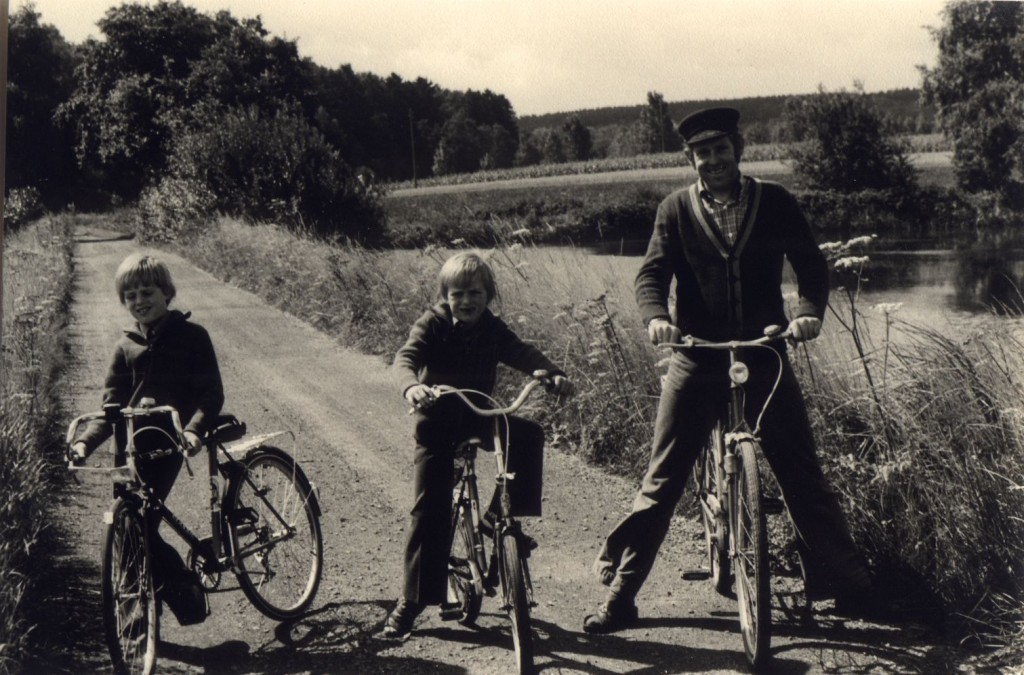 Radtour 1976