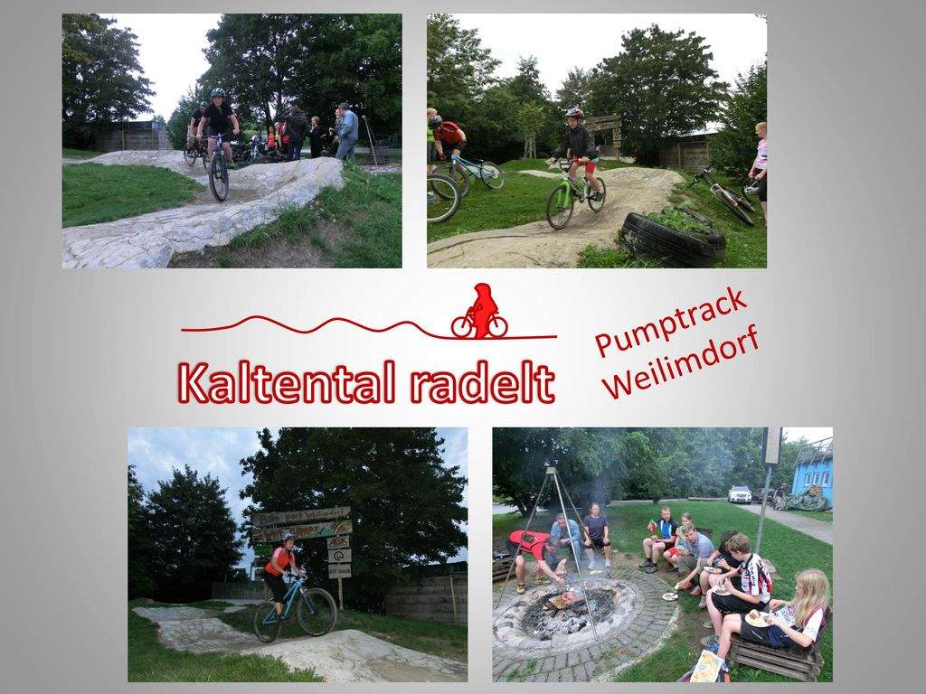 Kaltental radelt Pumptrack