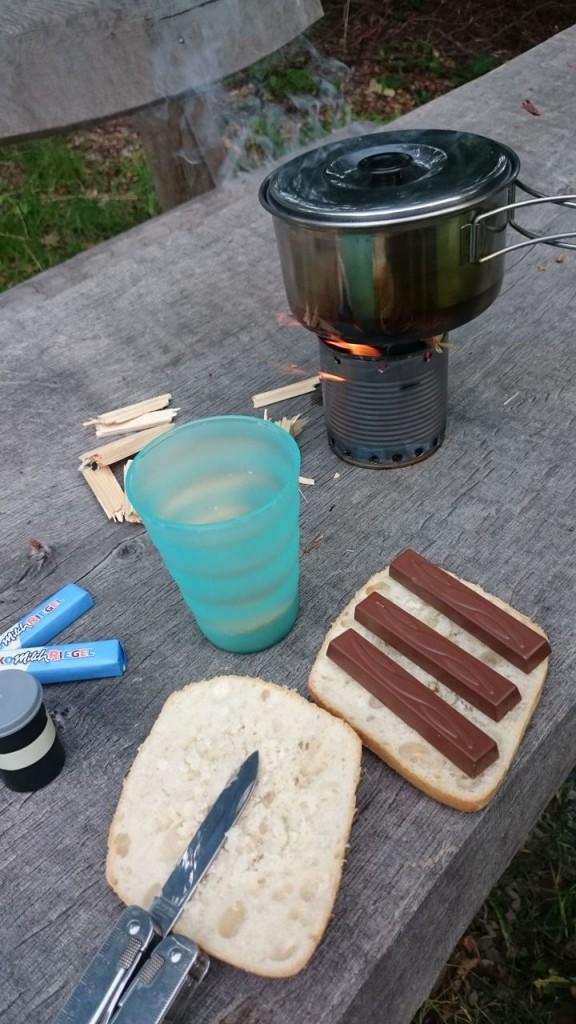 Frühstücks-Stilleben